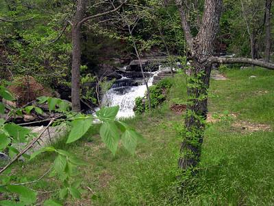 Waterfall at Lake ANN (34)