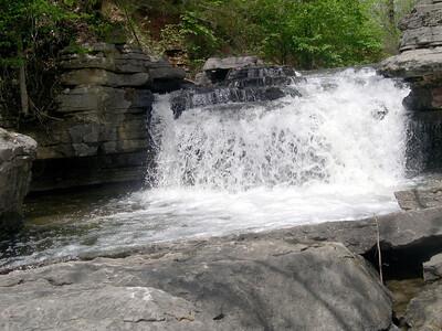 Waterfall at Lake ANN (4)