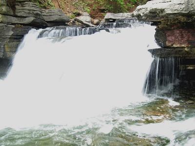 Waterfall at Lake ANN (19)