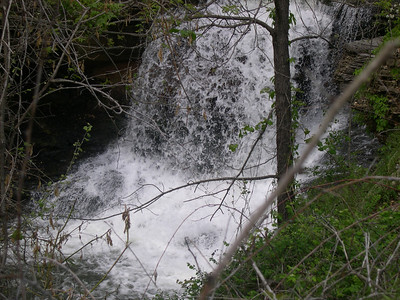 Waterfall at Lake ANN (32)