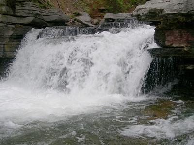 Waterfall at Lake ANN (23)