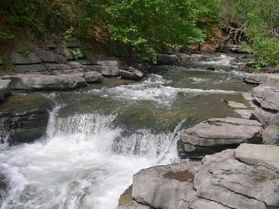 Waterfall at Lake ANN (26)