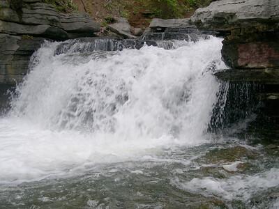 Waterfall at Lake ANN (22)