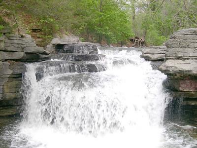 Waterfall at Lake ANN (10)