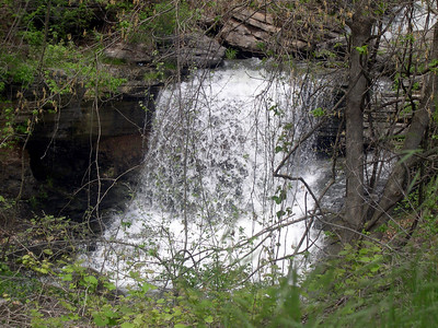 Waterfall at Lake ANN (29)