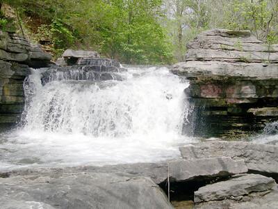 Waterfall at Lake ANN (9)