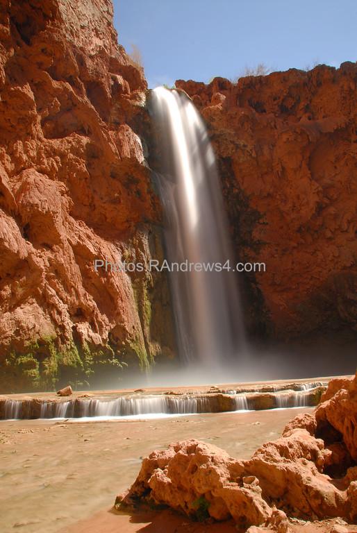 Mooney Falls, AZ