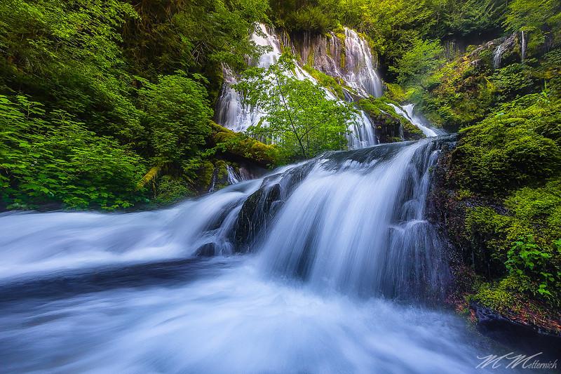 """""""Panther Creek""""  - Washington"""