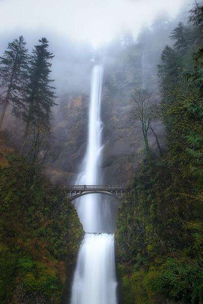 Multnoma's Deluge  - Oregon