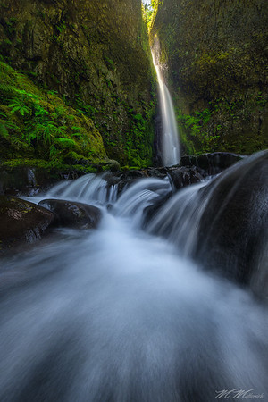 """Gorge Light"" - Oregon"