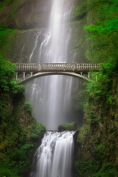 """Multnomah's Glory"" - Oregon"