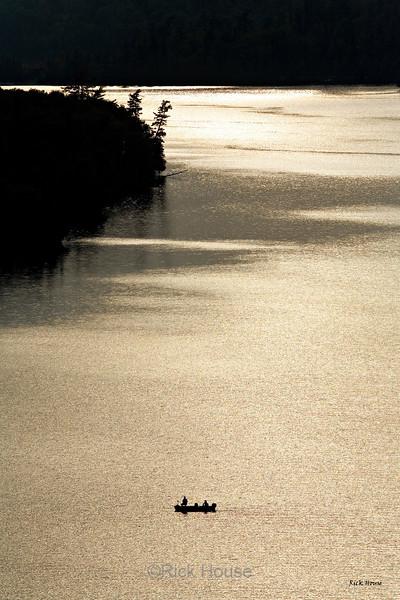 Honeymoon Bluff August 2007