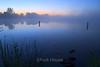 Lake Pelletier Sunrise August 2004