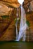 Lower Calf Creek Falls March 2005