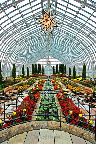 Como Park Conservatory November 2004