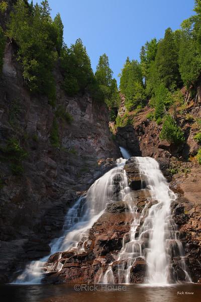 Caribou Falls August 2007