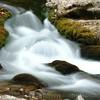 Dreamy waterfall