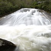 Sliding Rock Falls   Brevard, NC