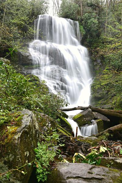 Eastatoe Falls      Rosman, NC
