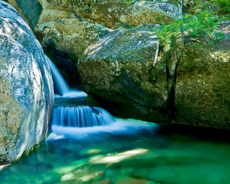 Katahdin Stream Falls.