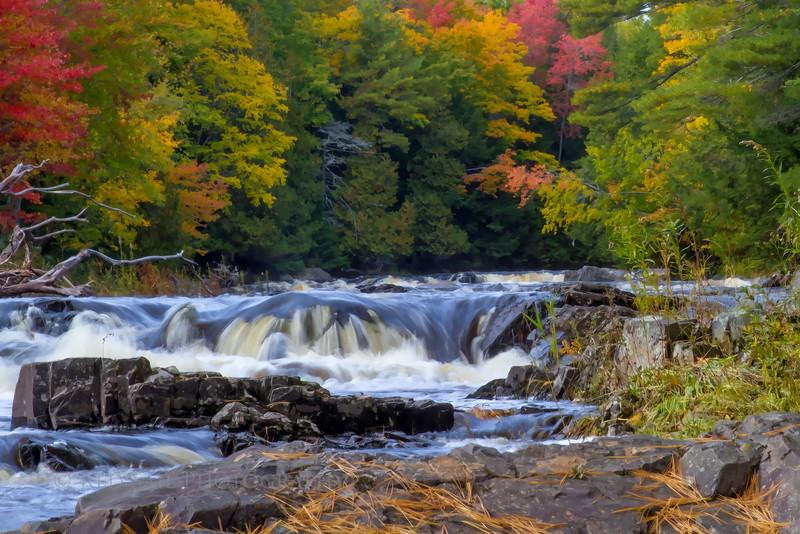 Mariaville Falls 2
