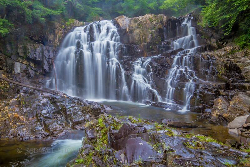 Falls at Houston Brook