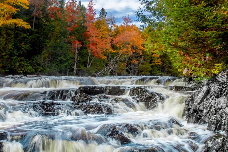 Mariaville Falls