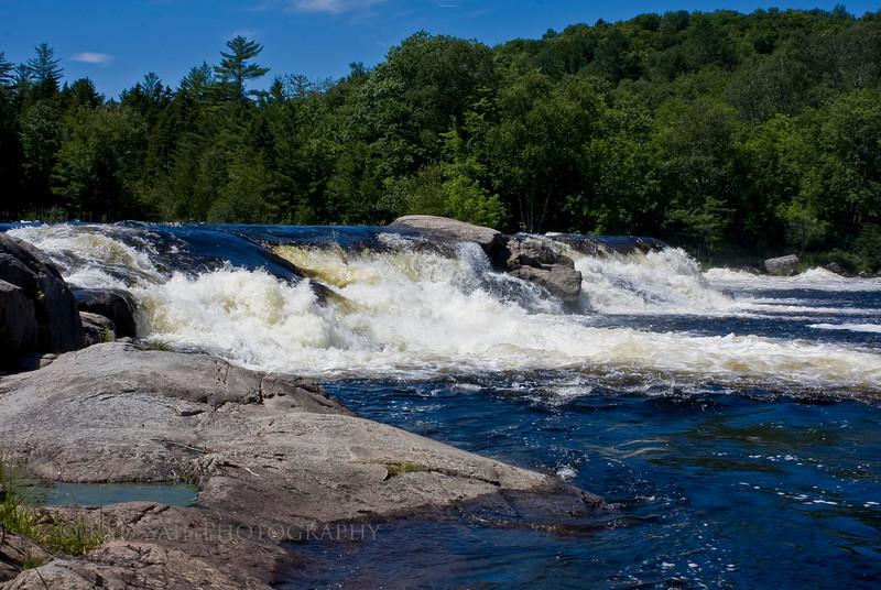 Nesowadnehunk Falls.