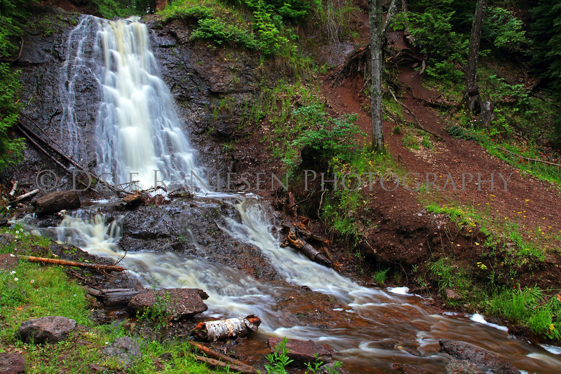 Haven Falls, Lac La Belle, Michigan