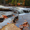 Lower Tahquamenon Falls near Paradise, Michigan