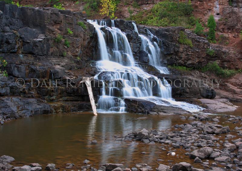 Middle Gooseberry Falls, Gooseberry Falls State Park, Minnesota