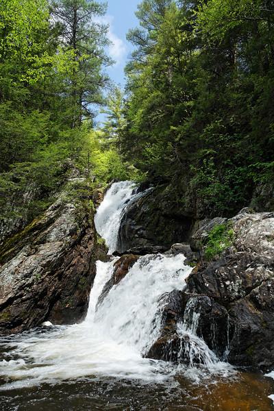 Campbell Falls, Southern Massechusetts