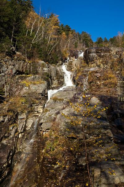 Silver Cascade, White Mountains