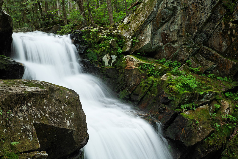 Cold Brook Falls, White Mountains