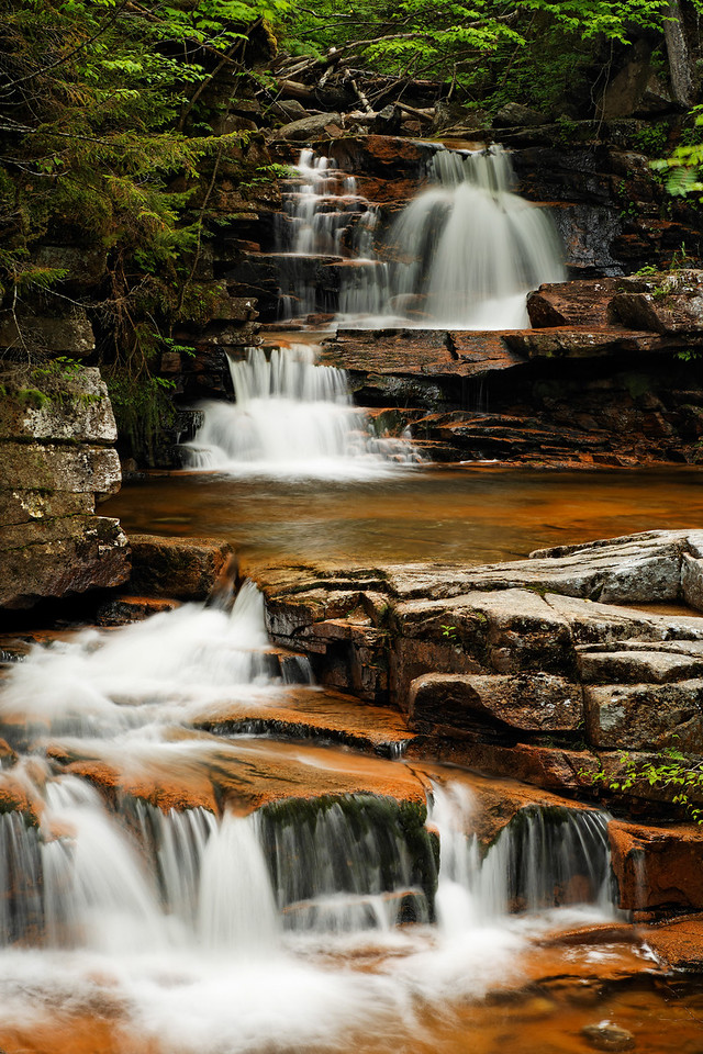 Coliseum Falls, White Mountains (Another Favorite)