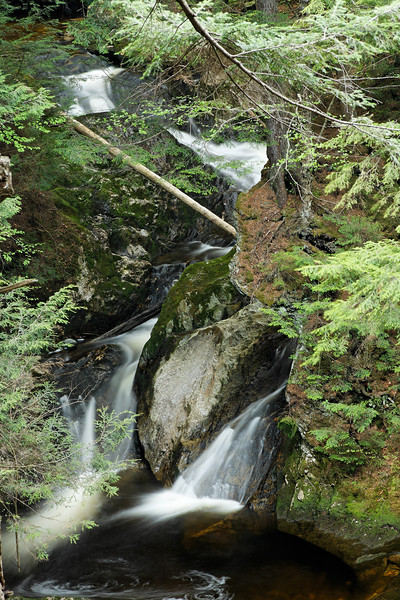 Sterling Brook Gorge, Vermont