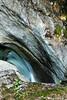 Bingham Falls, Vermont, close up