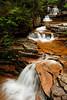 Coliseum Falls, White Mountains