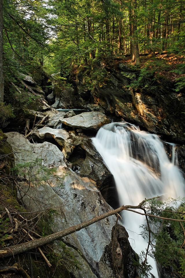 Lower Bingham Falls, Vermont