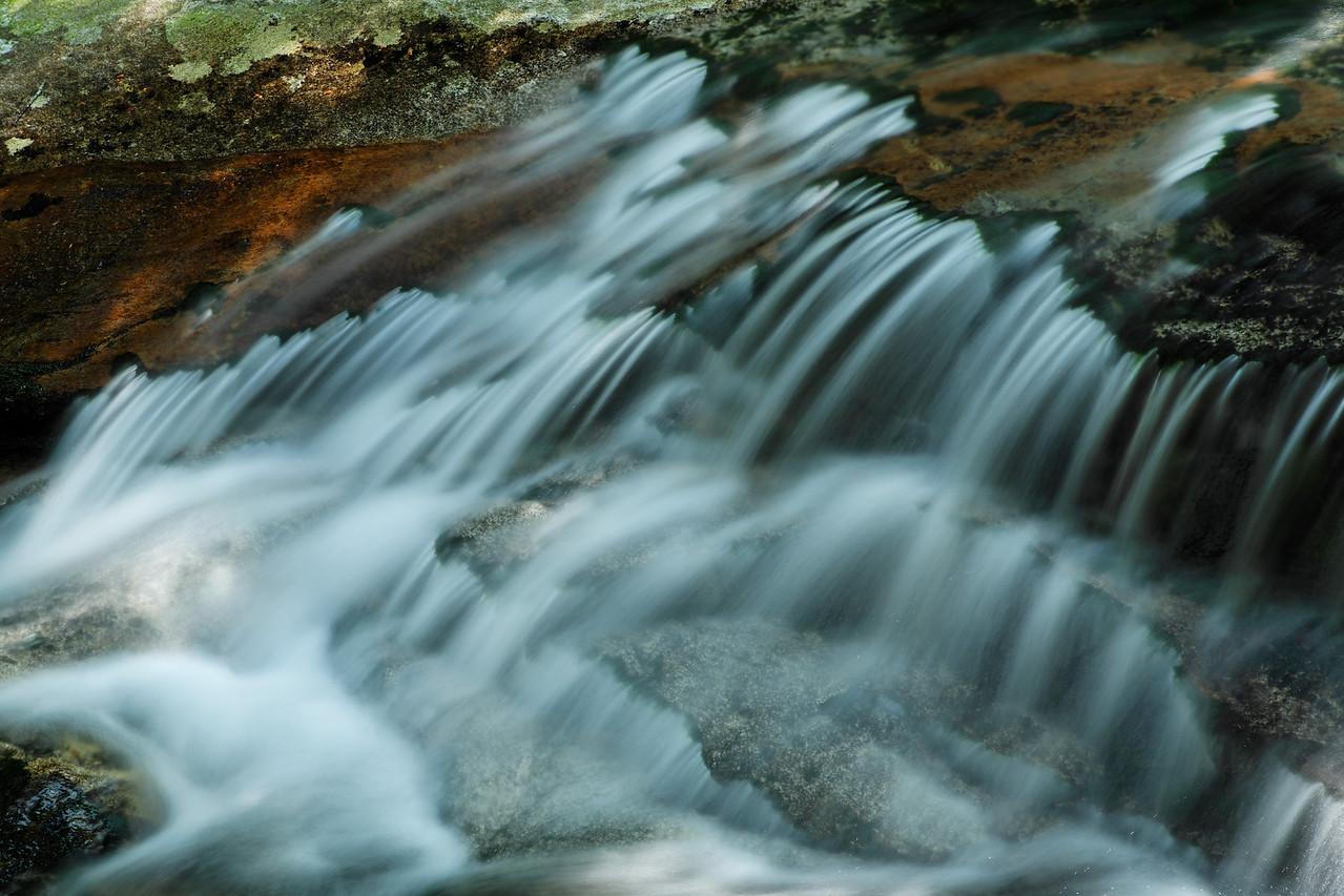 Lower Salroc Falls, White Mountains