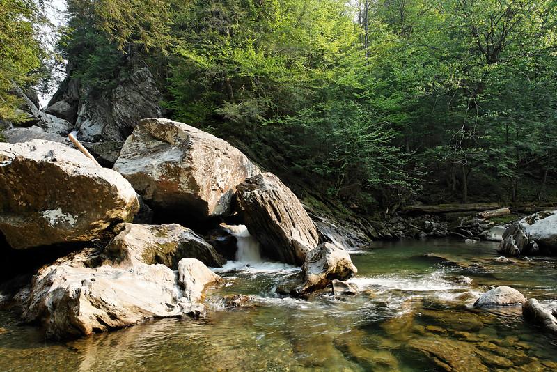 Brewster River Gorge, Vermont