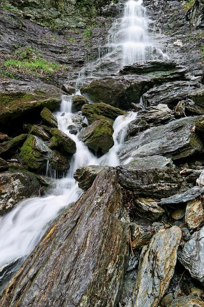 March Cataract Falls, MA