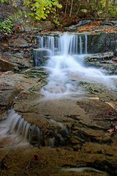 Unknown Cascade in the White Mountains
