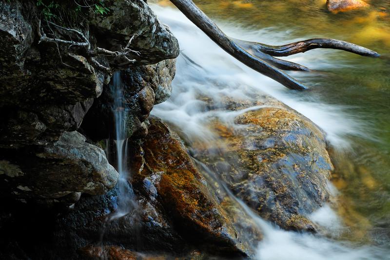 Lower Glen Ellis Falls, White Mountains