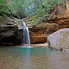 Old Man's Cave - Lower Falls #2, Hocking Hills State Park, Logan, Ohio