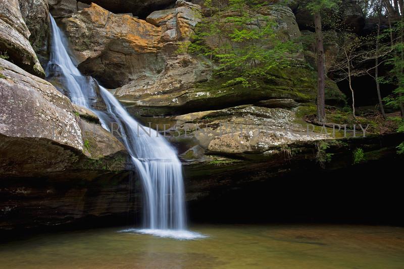 Cedar Falls, Hocking Hills State Park near Logan, Ohio