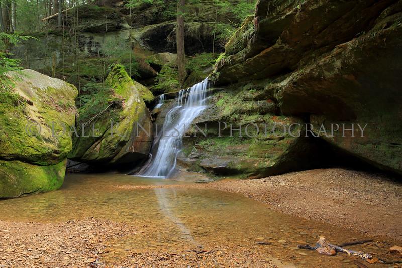 Hidden Falls, Hocking Hills State Park, Ohio