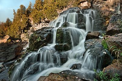 Inglis Falls.