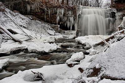 Grindstone Falls.