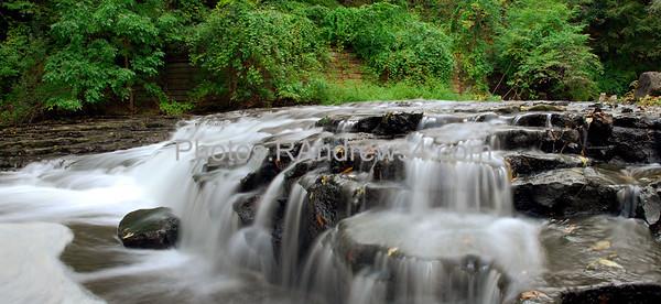 20100914 Corbett's Glen Middle Falls